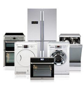 Broken Appliance Repaired