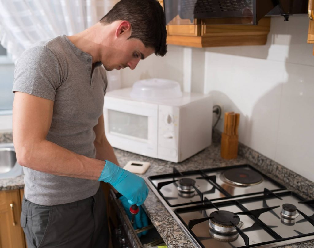 Kitchen Appliances Repair Service